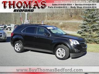 2012 Chevrolet Equinox SUV for sale in Bedford for $19,585 with 47,656 miles