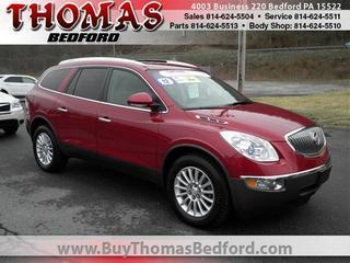 2012 Buick Enclave SUV for sale in Bedford for $26,385 with 40,714 miles