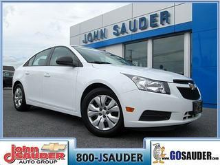 2013 Chevrolet Cruze Sedan for sale in New Holland for $15,290 with 15,760 miles.