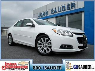 2014 Chevrolet Malibu Sedan for sale in New Holland for $19,950 with 12,088 miles.