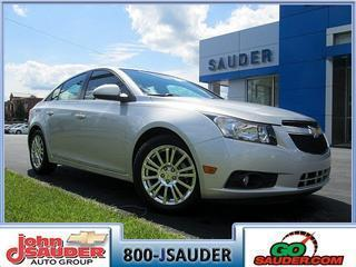 2011 Chevrolet Cruze Sedan for sale in Ephrata for $16,991 with 35,509 miles.