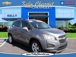 2015 Chevrolet Trax SUV for sale in Phoenixville for $25,000 with 1,043 miles