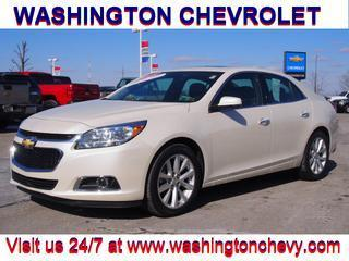 2014 Chevrolet Malibu Sedan for sale in Washington for $22,849 with 11,707 miles