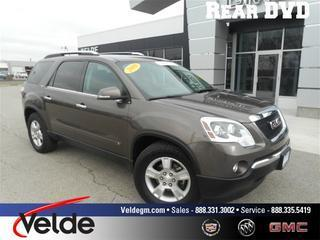 2009 GMC Acadia SUV for sale in Pekin for $19,777 with 71,185 miles.