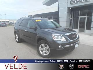 2011 GMC Acadia SUV for sale in Pekin for $22,450 with 58,198 miles