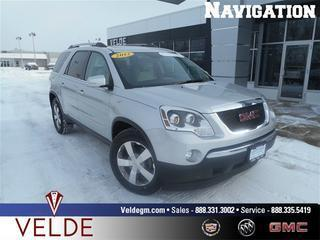 2012 GMC Acadia SUV for sale in Pekin for $31,750 with 30,481 miles