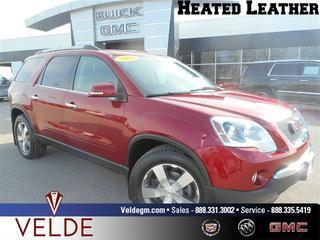 2012 GMC Acadia SUV for sale in Pekin for $29,878 with 37,447 miles