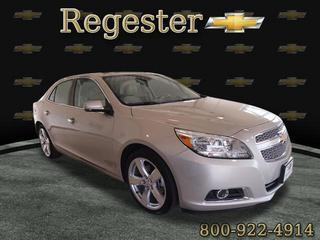 2013 Chevrolet Malibu Sedan for sale in Thompsontown for $21,967 with 12,031 miles.