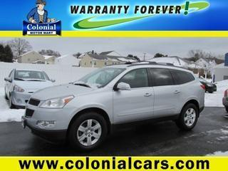 2012 Chevrolet Traverse SUV for sale in Indiana for $24,968 with 41,629 miles.