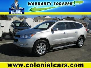 2011 Chevrolet Traverse SUV for sale in Indiana for $19,568 with 65,214 miles
