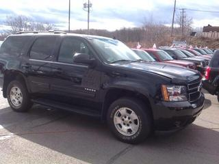 2010 Chevrolet Tahoe SUV for sale in Hazleton for $31,995 with 47,830 miles