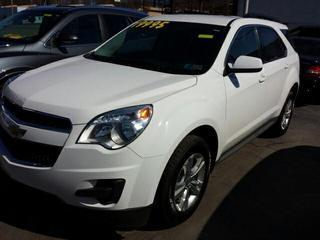2012 Chevrolet Equinox SUV for sale in Hazleton for $19,995 with 36,293 miles