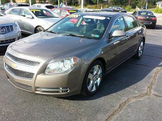 2012 Chevrolet Malibu Sedan for sale in Hazleton for $16,995 with 22,949 miles