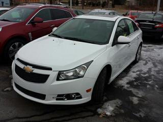 2014 Chevrolet Cruze Sedan for sale in Hazleton for $18,995 with 16,176 miles