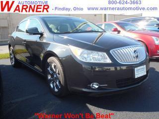 2010 Buick LaCrosse Sedan for sale in Findlay for $17,898 with 75,178 miles.
