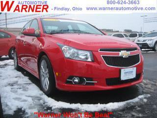 2014 Chevrolet Cruze Sedan for sale in Findlay for $18,972 with 17,831 miles