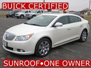 2012 Buick LaCrosse Sedan for sale in Kewanee for $20,991 with 32,149 miles.