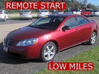 2009 Pontiac G6 Sedan for sale in Kewanee for $11,931 with 47,125 miles.