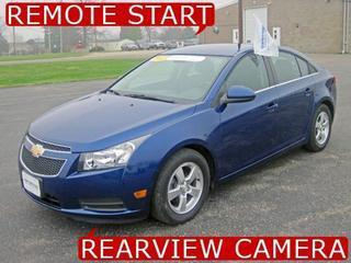 2013 Chevrolet Cruze Sedan for sale in Kewanee for $15,296 with 22,274 miles