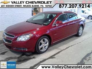 2011 Chevrolet Malibu Sedan for sale in Wilkes Barre for $17,480 with 32,404 miles.