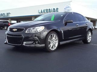 2014 Chevrolet SS Base Sedan for sale in Warsaw for $36,990 with 5,322 miles.