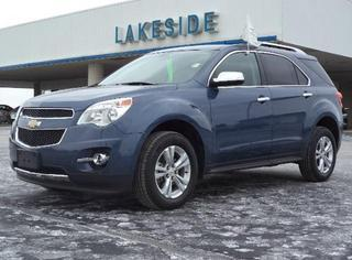 2011 Chevrolet Equinox SUV for sale in Warsaw for $17,581 with 44,432 miles.