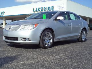 2011 Buick LaCrosse Sedan for sale in Warsaw for $16,841 with 26,963 miles.