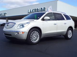 2011 Buick Enclave SUV for sale in Warsaw for $25,980 with 42,849 miles.