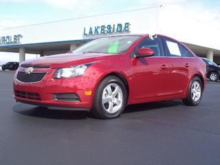 2014 Chevrolet Cruze Sedan for sale in Warsaw for $14,888 with 16,920 miles.