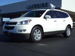2010 Chevrolet Traverse SUV for sale in Warsaw for $20,990 with 55,181 miles.
