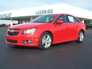 2014 Chevrolet Cruze Sedan for sale in Warsaw for $16,990 with 12,924 miles.