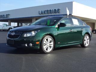 2014 Chevrolet Cruze Sedan for sale in Warsaw for $17,990 with 13,947 miles.
