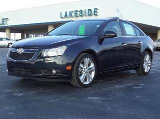 2014 Chevrolet Cruze Sedan for sale in Warsaw for $16,990 with 12,522 miles.