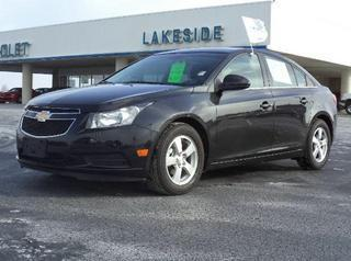 2014 Chevrolet Cruze Sedan for sale in Warsaw for $15,990 with 12,159 miles.