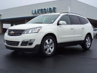 2014 Chevrolet Traverse SUV for sale in Warsaw for $34,990 with 19,457 miles.