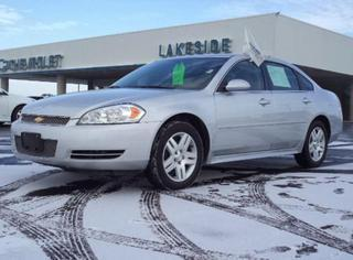 2014 Chevrolet Impala Limited Sedan for sale in Warsaw for $16,981 with 13,433 miles.