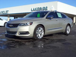 2014 Chevrolet Impala Sedan for sale in Warsaw for $27,990 with 10,803 miles.