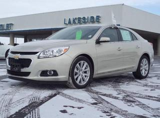 2014 Chevrolet Malibu Sedan for sale in Warsaw for $18,990 with 11,617 miles.