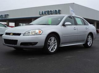 2014 Chevrolet Impala Limited Sedan for sale in Warsaw for $18,990 with 14,460 miles.