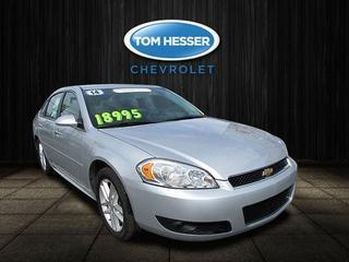 2014 Chevrolet Impala Limited Sedan for sale in Scranton for $17,995 with 18,518 miles