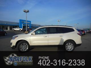 2013 Chevrolet Traverse SUV for sale in Norfolk for $28,980 with 17,659 miles