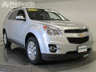 2011 Chevrolet Equinox SUV for sale in Cedar Rapids for $20,998 with 42,086 miles.