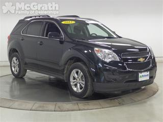 2012 Chevrolet Equinox SUV for sale in Cedar Rapids for $19,998 with 50,931 miles