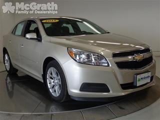 2013 Chevrolet Malibu Sedan for sale in Cedar Rapids for $22,998 with 7,200 miles.