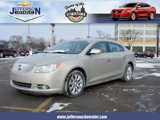 2012 Buick LaCrosse Sedan for sale in Detroit for $18,995 with 23,803 miles