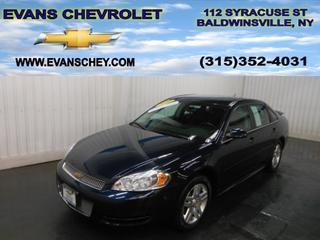 2012 Chevrolet Impala Sedan for sale in Baldwinsville for $11,995 with 46,879 miles.