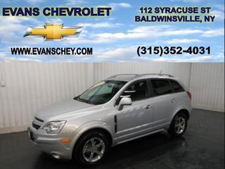2014 Chevrolet Captiva Sport SUV for sale in Baldwinsville for $18,995 with 21,948 miles.