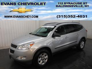 2012 Chevrolet Traverse SUV for sale in Baldwinsville for $19,495 with 21,774 miles.