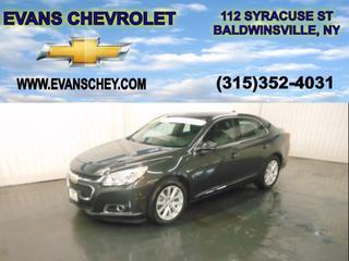 2014 Chevrolet Malibu Sedan for sale in Baldwinsville for $17,495 with 21,514 miles