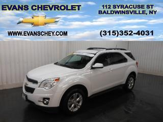 2013 Chevrolet Equinox SUV for sale in Baldwinsville for $22,995 with 34,020 miles.